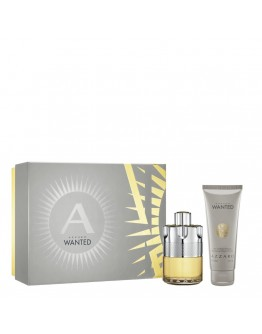 COFFRET AZZARO WANTED EDT 100 ml