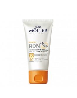 Anne Möller Aquasol ADN Crème Solaire Légère Anti-Rides SPF30 50 ml