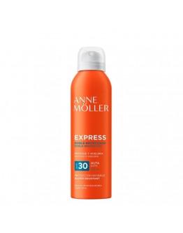 Anne Möller Express Bruma Bronzeadora Corporal SPF30 200 ml