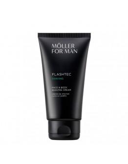 Anne Möller for Man Face & Body Shaving Cream 125 ml