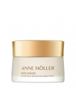 Anne Möller Goldâge Extra-Rich Restorative Cream SFP15 50 ml