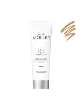 Anne Möller Hydra GPS BB Fluide Hydratant Perfection SPF25 Doré 50 ml