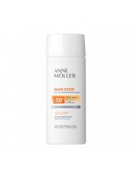 Anne Möller Non Stop Fast Dry Facial Fluid SPF50+ 75 ml