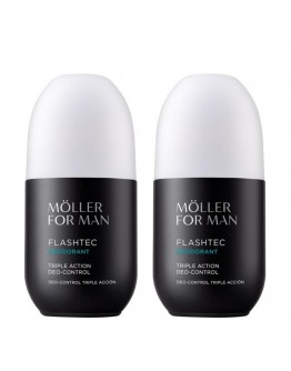 Anne Möller for Man Deo Control Triple Action 2 x 75 ml