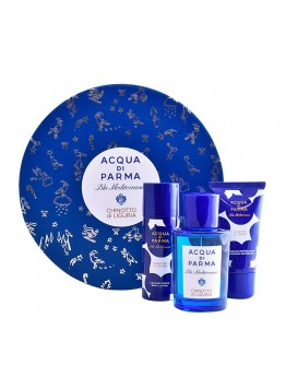 COFFRET ACQUA DI PARMA BLU MEDITERRANEO CHINOTTO DI LIGURIA EDT 75 ml