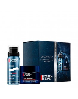 Coffret Biotherm Homme Force Supreme Youth Architect Cream