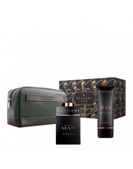 COFFRET BVLGARI MAN IN BLACK EDP 100 ml
