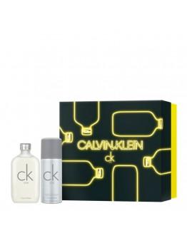 COFFRET CALVIN KLEIN CK ONE EDT 100 ml