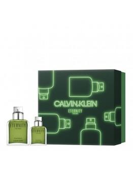 COFFRET CALVIN KLEIN ETERNITY FOR MEN EDP 100 ml