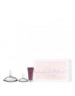COFFRET CALVIN KLEIN EUPHORIA EDP 100 ml