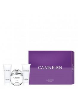 COFFRET CALVIN KLEIN OBSESSED FOR WOMEN EDP 100 ml