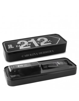 COFFRET CAROLINA HERRERA 212 VIP BLACK EDP 100 ml