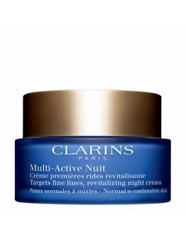 Clarins Multi-Active Nuit Crème Premières Rides PNM 50 ml