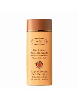 Clarins Eau Lactée Auto-Bronzante 125 ml