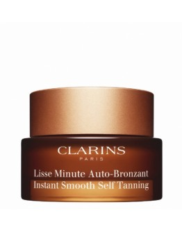 Clarins Lisse Minute Auto-Bronzant 30 ml
