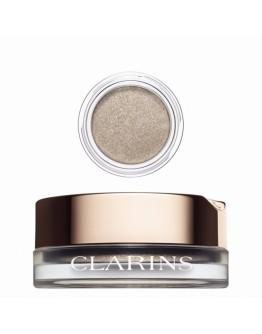 Clarins Ombre Iridescente Cream-to-Powder Eyeshadow #04 Silver Ivory 7 gr