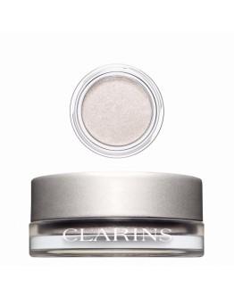 Clarins Ombre Iridescente Cream-to-Powder Eyeshadow #08 Silver White 7 gr
