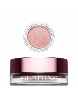 Clarins Ombre Iridescente Cream-to-Powder Eyeshadow #09 Silver Rose 7 gr