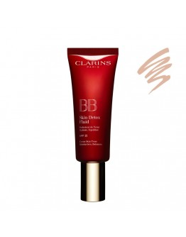 Clarins BB Skin Detox Fluid #02 Medium 45 ml