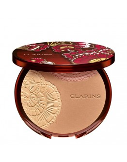 Clarins Poudre Soleil Bronzing Compact #01 Sunset Glow 18 gr