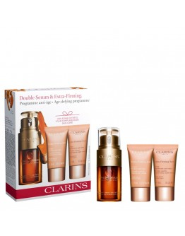 Coffret Clarins Double Serum & Extra-Firming