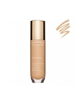 Clarins Everlasting Teint Mat Haute Tenue & Hydratation #105N Nude 30 ml