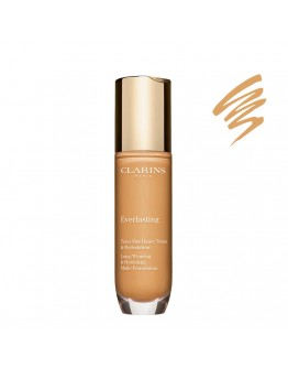 Clarins Everlasting Teint Mat Haute Tenue & Hydratation #112.5W Caramel 30 ml