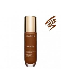 Clarins Everlasting Teint Mat Haute Tenue & Hydratation #120C Espresso 30 ml