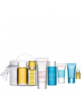 Coffret Clarins Huile Tonic SPA at Home