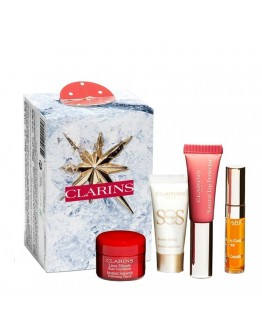 Coffret Clarins Make-Up Heroes