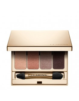 Clarins Eyeshadow Palette 4 Couleurs #01 Nude 6,9 gr