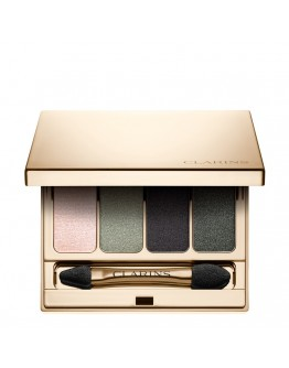 Clarins Eyeshadow Palette 4 Couleurs #06 Forest 6,9 gr
