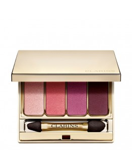 Clarins Eyeshadow Palette 4 Couleurs #07 Lovely Rose 6,9 gr