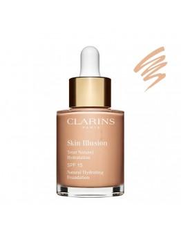Clarins Skin Illusion Teint Naturel Hydratation SPF15 #107 Beige 30 ml