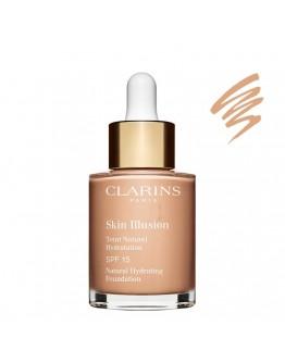 Clarins Skin Illusion Teint Naturel Hydratation SPF15 #108.5 Cashew 30 ml
