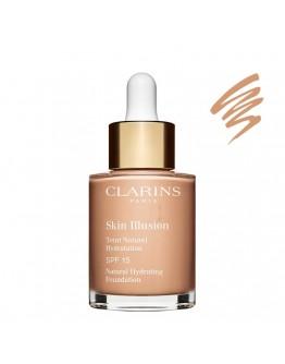 Clarins Skin Illusion Teint Naturel Hydratation SPF15 #112 Amber 30 ml