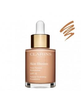 Clarins Skin Illusion Teint Naturel Hydratation SPF15 #117 Hazelnut 30 ml