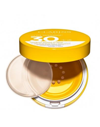 Clarins Compact Solaire Minéral Visage UVB/UVA 30 11,5 ml