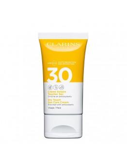 Clarins Crème Solaire Toucher Sec Visage SPF30 50 ml
