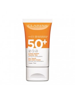 Clarins Crème Solaire Toucher Sec Visage SPF50+ 50 ml