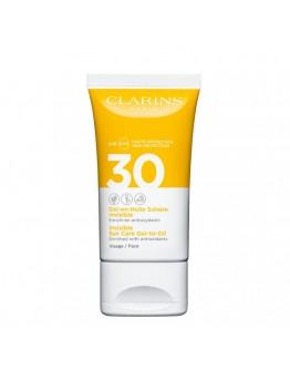 Clarins Gel-en-Huile Solaire Invisible Visage SPF30 50 ml