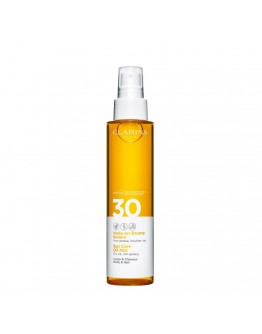 Clarins Huile-en-Brume Solaire Corps & Cheveux SPF30 150 ml