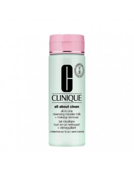 Clinique All About Clean All-in-One Cleansing Micellar Milk + Makeup Remover III/IV 200 ml