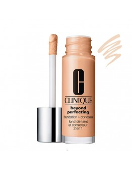 Clinique Beyond Perfecting Foundation + Concealer #01 Linen 30 ml