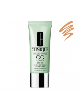 Clinique Superdefense CC Cream SPF30 #Light Medium 40 ml