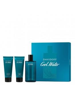 COFFRET DAVIDOFF COOL WATER EDT 125 ml