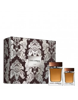 COFFRET DOLCE & GABBANA THE ONE FOR MEN EDT 100 ml