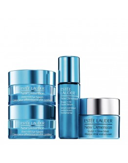 Coffret Estée Lauder New Dimension Firm + Fill Eye System