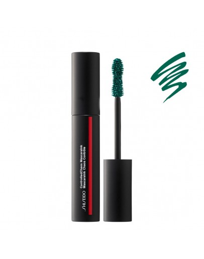 Shiseido ControlledChaos MascaraInk #04 Emerald Energy 11,5 ml