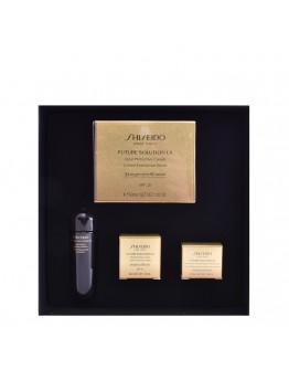 Coffret Shiseido Future Solution LX Total Protective Day Cream SPF20